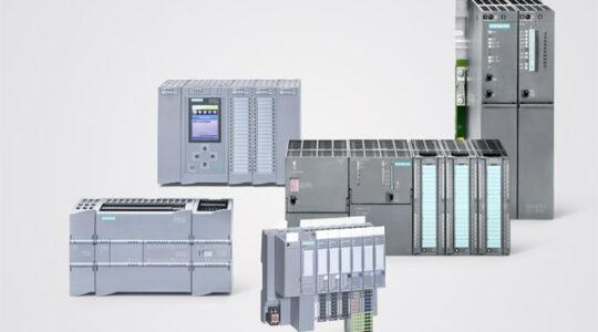 Контроллеры автоматики Siemens Simatic