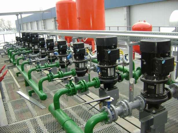 Ремонт насосного оборудования Grundfos